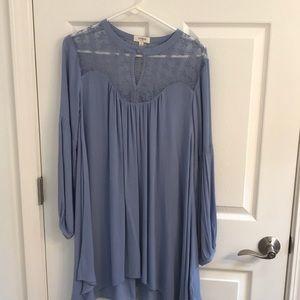 Blue/Purple Umgee Dress